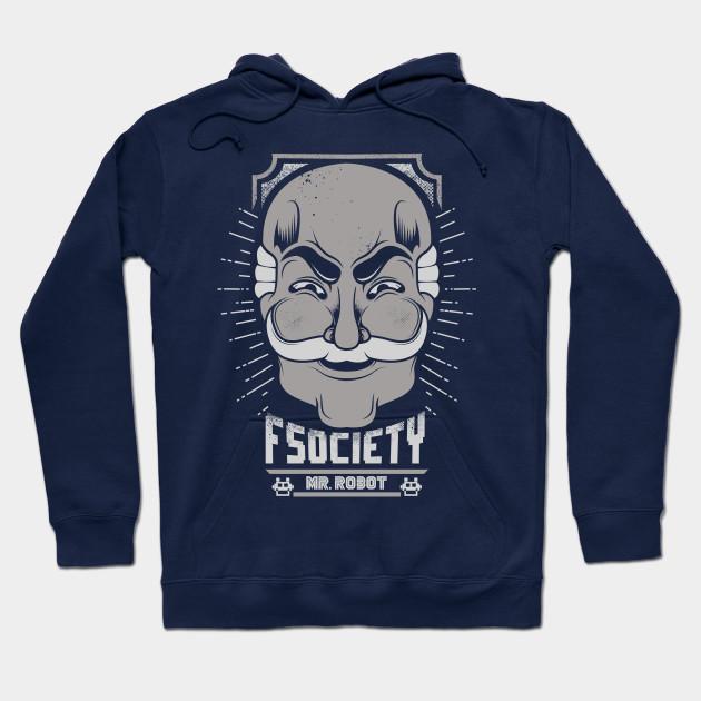 The Machine - F_SOCIETY