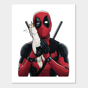 Deadpool Wall Art