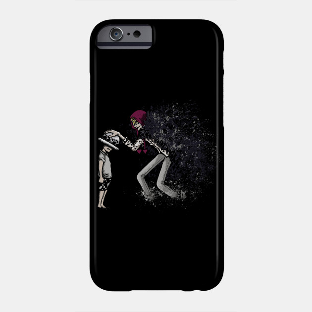 Space Rosinante One Piece Anime iphone case