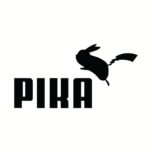 PIKA LIKE PUMA - BLACK
