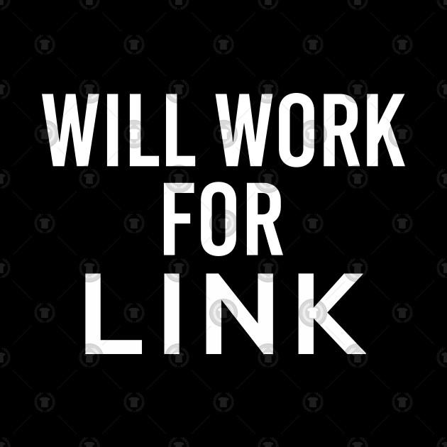 LINK Cryptocurrency Hodler Trader Tech Geek by teebazaar