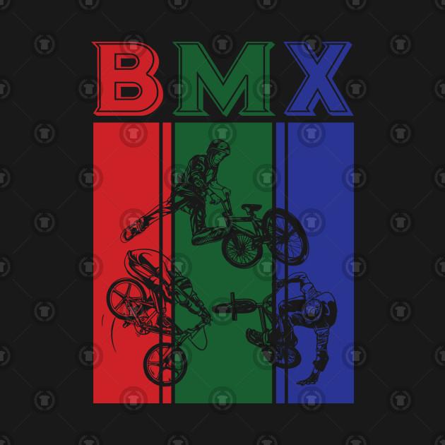 Awesome BMX Biker MTB Dirt Bike Stunts Cyclist Bicycle Rider Bikes
