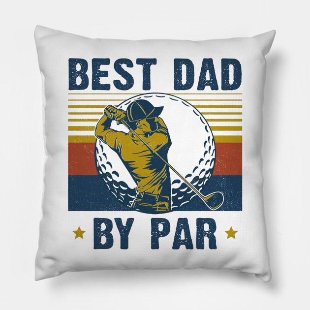 Vintage Golf Dad - Best Dad By Par