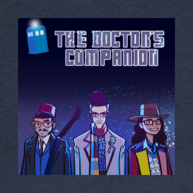 The Doctor's Companion Logo