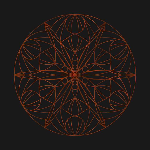Sacred geometry - Mandala 31