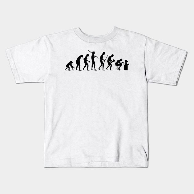 812cfd22 computer evolution - Funny - Kids T-Shirt | TeePublic