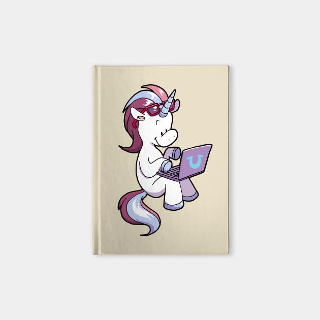 Laptop unicorn