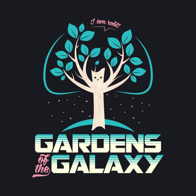 Gardens Of The Galaxy