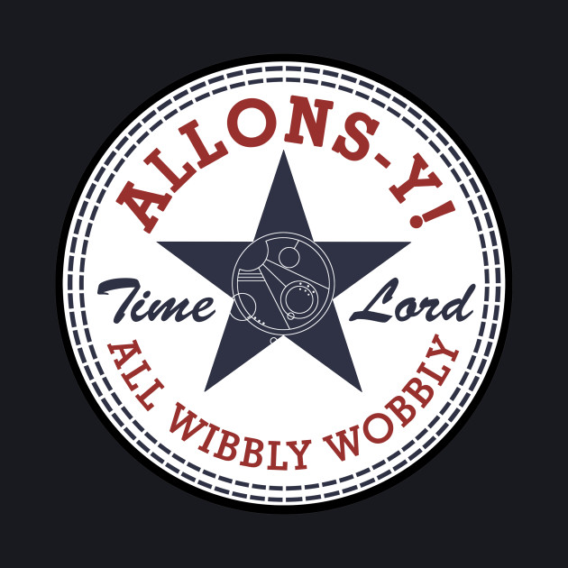 Allons-y! All Wibbly Wobbly