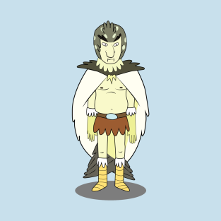 Bird Person Rick and Morty