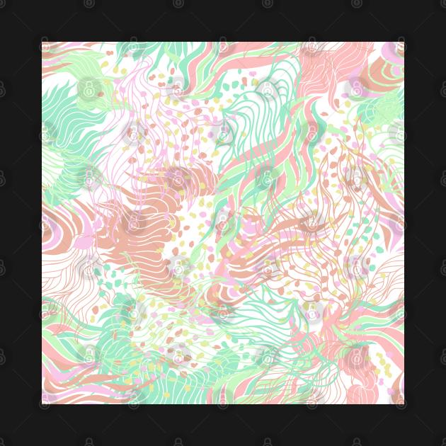 Floral Pastel Pattern