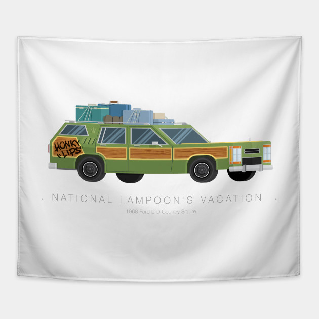National Lampoon's Vacation - Famous Cars