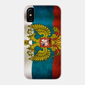 Waving flag of Russia...