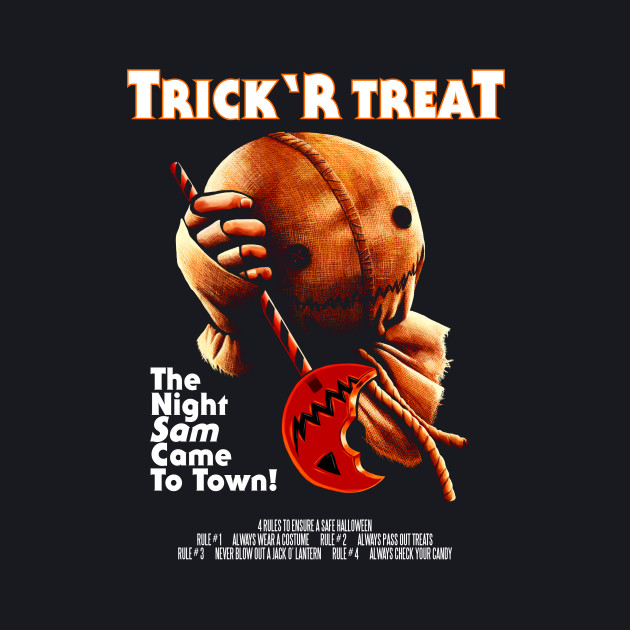 Trick 'r Treat Halloween Mashup