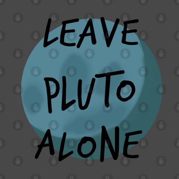 Eric's Pluto shirt - Santa Clarita Diet