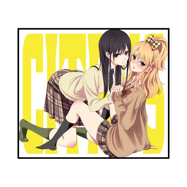 Yuzu x Mei - Citrus