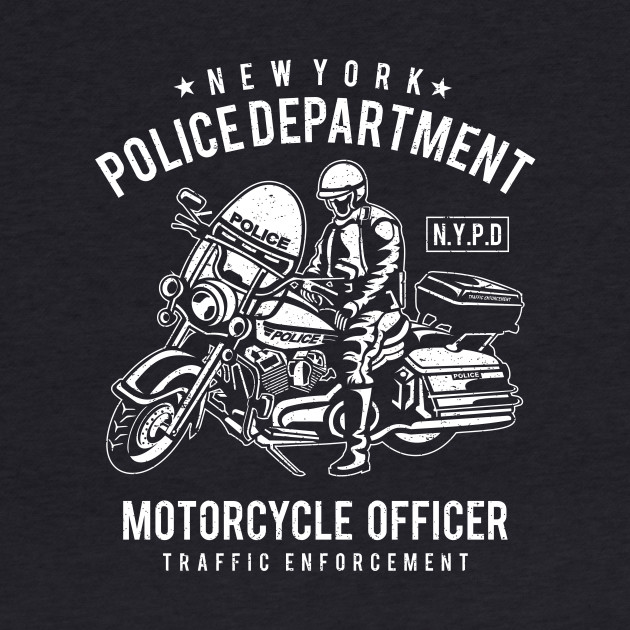 NYPD Motorcycle Police