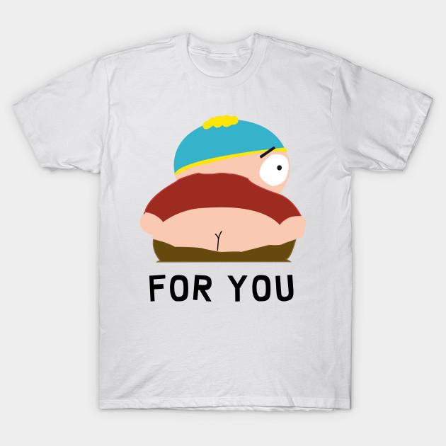 f714a1707 ERIC CARTMAN SOUTH PARK ASS - Eric Cartman - T-Shirt | TeePublic