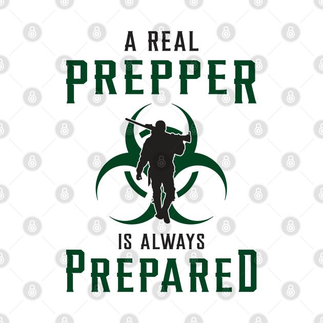 Survival Prepper Prepping Apocalypse Doomsday Gift