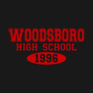 Scream Woodsboro t-shirts