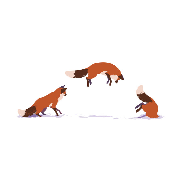 The Majestic Fox