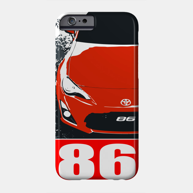 Toyota Pay By Phone >> Toyota 86 Toyota 86 Phone Case Teepublic