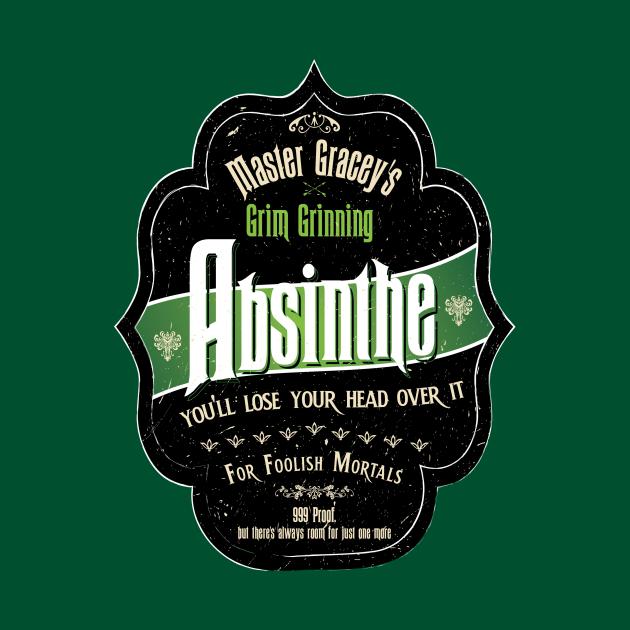 Master Gracey's Grim Grinning Absinthe