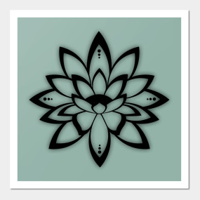 Lotus flower symbol hinduism t shirt teepublic lotus flower symbol home goods mightylinksfo