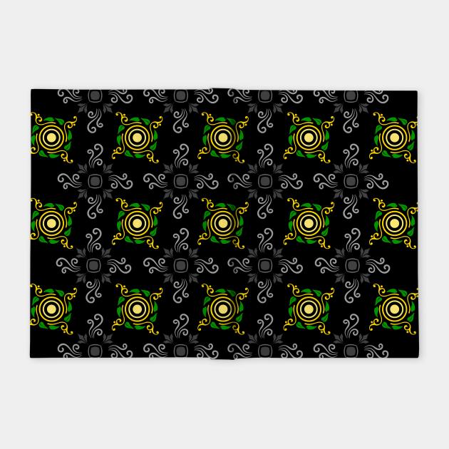 Floral Motif 11