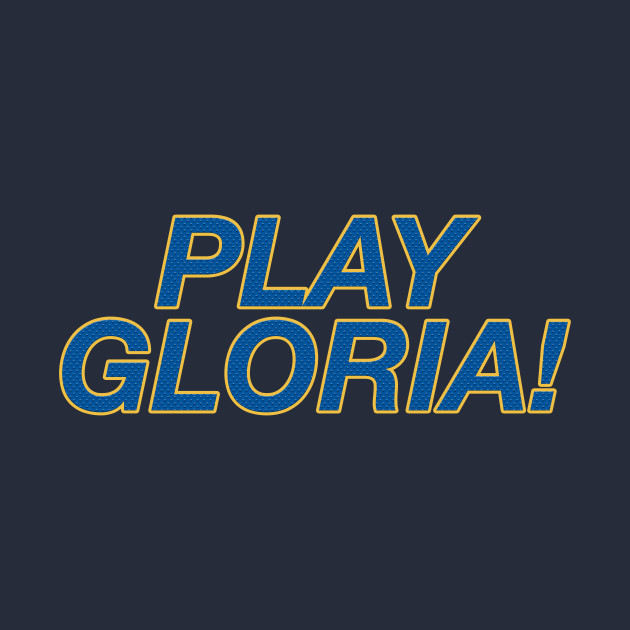 777cbe107 Play Gloria! - St Louis Blues - T-Shirt | TeePublic