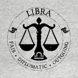 Libra Quote T-Shirts | TeePublic