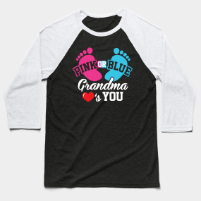 Gender Reveal Party Baseball T Shirts Teepublic