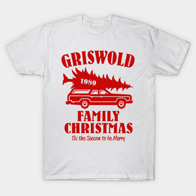 Family Christmas Shirts.Griswold Family Christmas