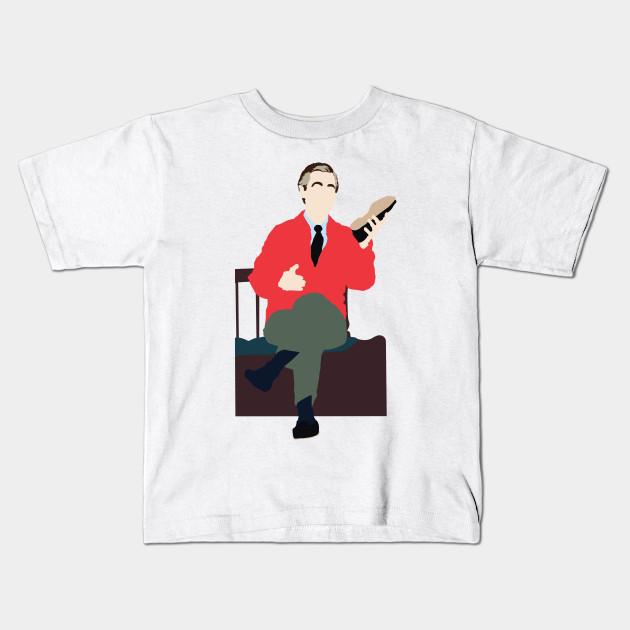 Mr Rogers Mr Rogers Neighborhood Kids T Shirt Teepublic