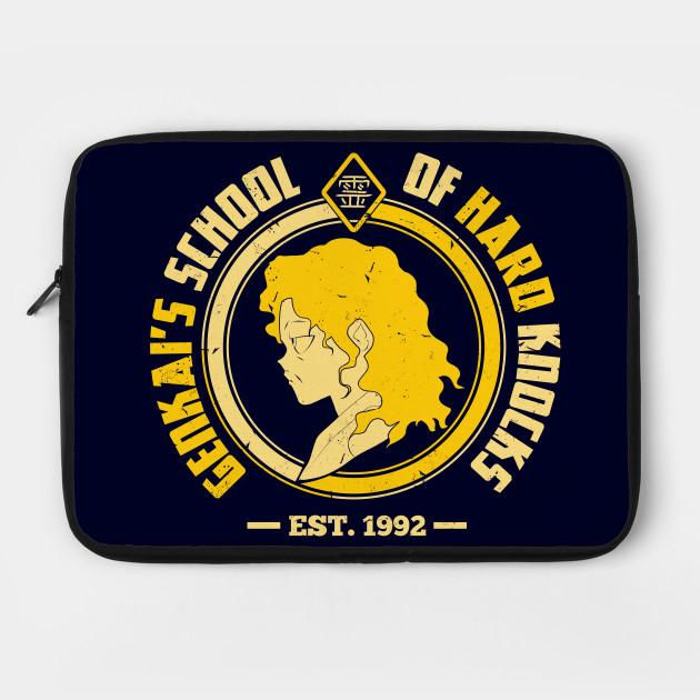 Genkai's School of Hard Knocks