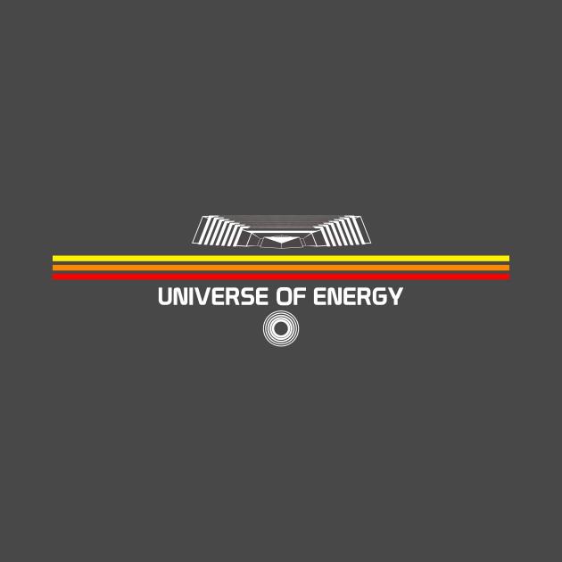 Universe of Energy Retro-Style
