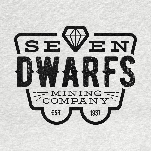 SEVEN DWARFS MINING CO. – BLACK