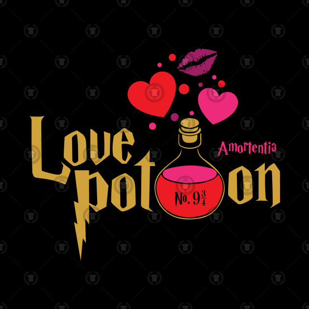 Love Potion Amortentia from Harry Potter - Harry Potter ...