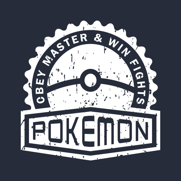 Crest Series Pokemon T-Shirt thumbnail