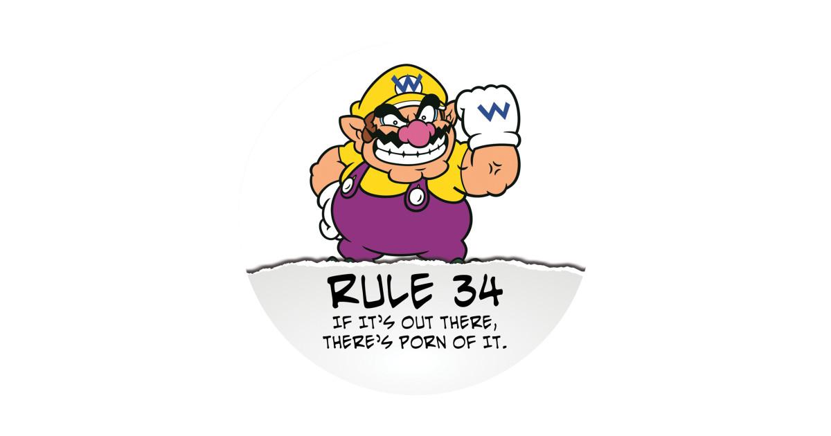 rule 34 wario rule 34 t shirt teepublic