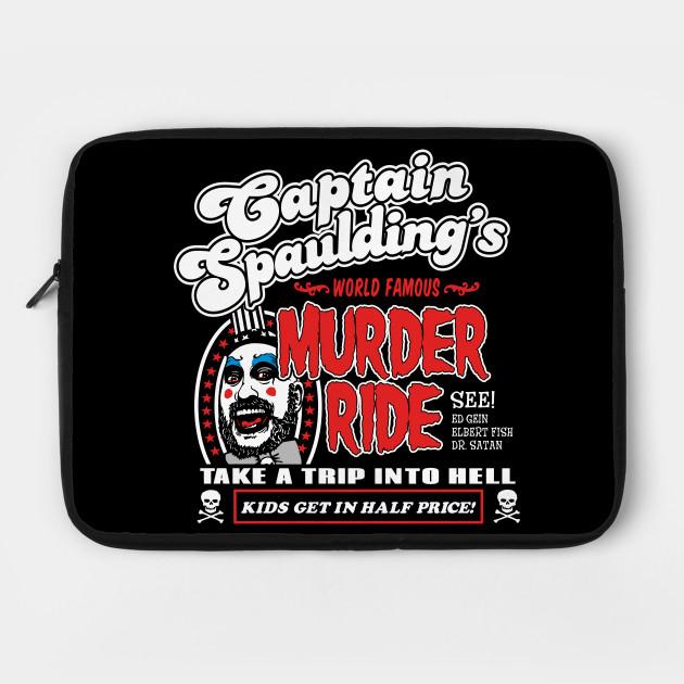 Captain Spaulding Murder Ride