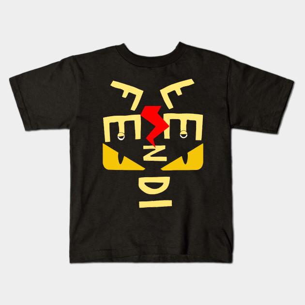 a16b5533df2cf Fendi New T-shirt - Fendi - Kids T-Shirt