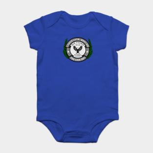 Latin Rushmore Academy Bill Murray Rushmore Baby Bodysuit Wes Anderson