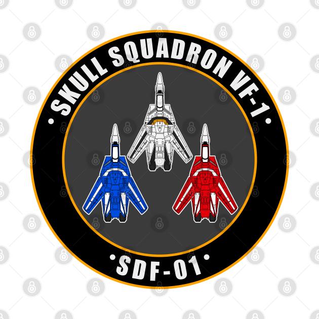 Squad of Skulls