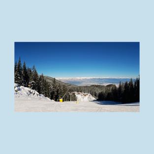 36ce42eb3a4b6 Bansko ski resort T-Shirt