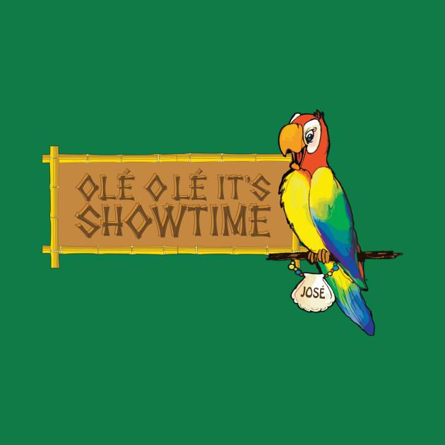 Olé! Olé! It's Showtime!