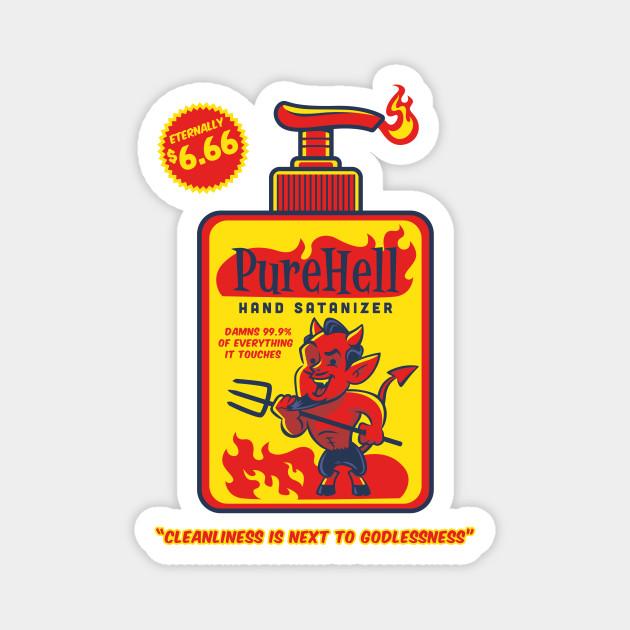 PureHell Hand Satanizer