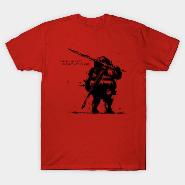 The Onion Knight - Dark Souls - T-Shirt