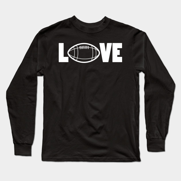 love football T-shirt I football player gifts