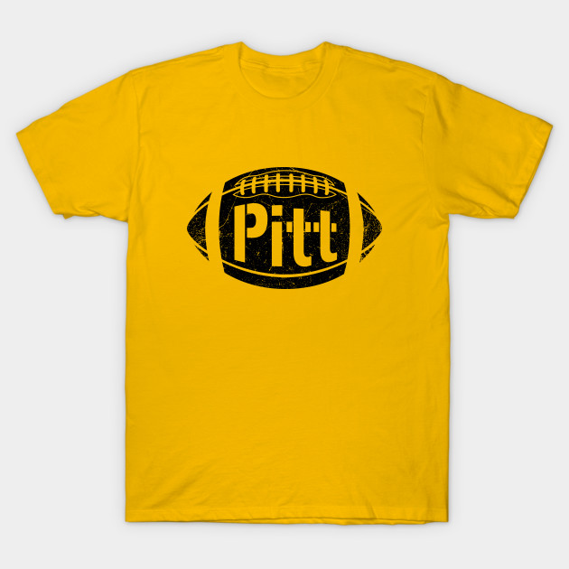 newest collection 081f9 caee6 Pitt Retro Football - Yellow